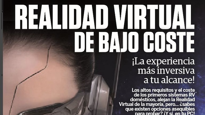 realidad virtual de bajo coste